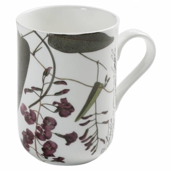BOTANIC Becher Floral Sarsaparille, Bone China Porzellan, in Geschenkbox