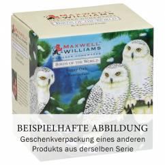 BIRDS OF THE WORLD Becher Grünfink, Bone China Porzellan, in Geschenkbox