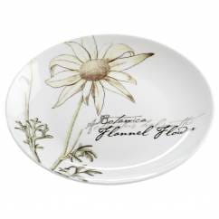 BOTANIC Teller Floral Flanell, 15 cm, Bone China Porzellan, in Geschenkbox