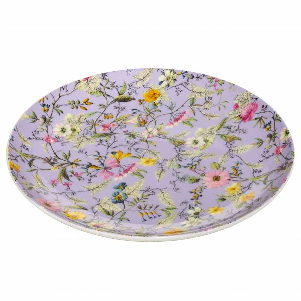 KILBURN Teller Winter Bloom, 20 cm, Bone China Porzellan, in Geschenkbox