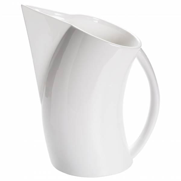 KITCHEN Krug Pelikan, 0,9 l, Porzellan