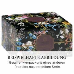 KILBURN Frühstückstasse mit Untertasse Winter Bloom, Bone China Porzellan, in Geschenkbox