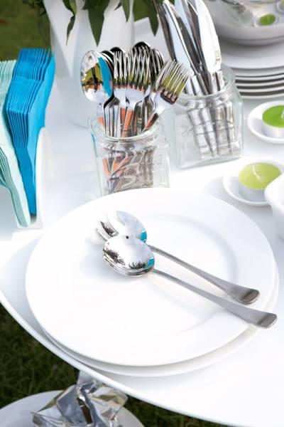 BESTECK MONDO Dessertmesser, Edelstahl