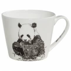 MARINI FERLAZZO Becher Giant Panda, Premium-Keramik, in Geschenkbox